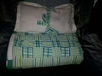 Quilt and pillow set Rocky Point, C0A 1H2
