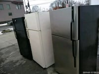 white top-mount refrigerator Prince George's County, 20746
