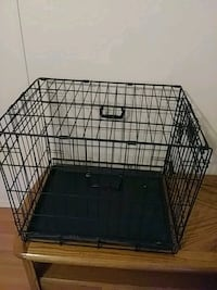 Collapsible small dog cage Toledo, 43615