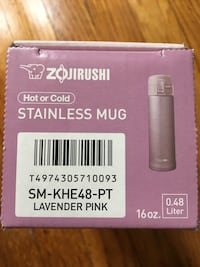 Zojirushi stainless steel travel mug Swissvale, 15218
