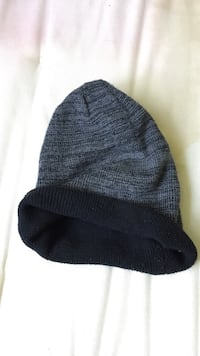 Black and grey beanie Woodstock, N4S