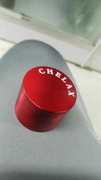 red Chelax bottle cap