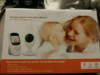 Wireless digital video Baby Moniter Simi Valley, 93063