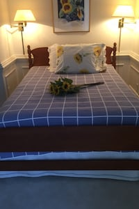 Bed frame- double