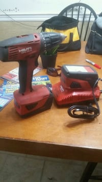 red and black Milwaukee power tool Toronto, M4J 4Y5