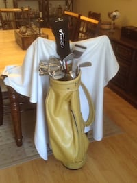 Gray golf club set with bag Mississauga, L5L 1G5