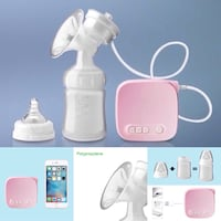 NEW USB ELECTRIC BREAST PUMP Montréal, H1K 2X9
