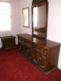 Dresser and nightstand Lancaster
