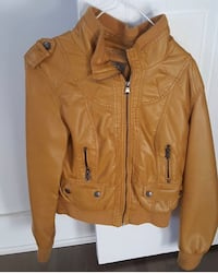 Brown leather jacket  Laval, H7M
