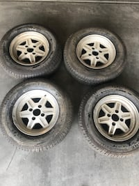 1978 Datsun 240Z OEM wheels North Las Vegas, 89032