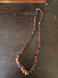 Amber Necklace 22 inch Vancouver, V5R