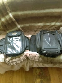 Two gas tank magnetic bags for motorcycles. 20.00  Atascadero, 93422