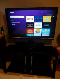 "46 "" LCD Sony TV and stand Saskatoon, S7H 5M6"