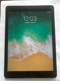iPad Air 32GB Kitchener, N2H 2M9