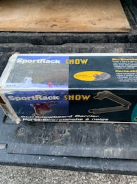 Sports snow rack Pickering, L1W 3S1