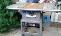 Table saw St. Catharines, L2M 7X4