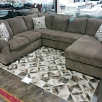 Brown Sectional Sofa Farmers Branch, 75234