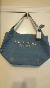NWT Victoria's Secret denim bag  Macon, 31206