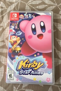 Kirby Star Allies for Nintendo Switch  Vaughan, L4J 9J1