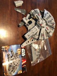 LEGO Millenium Falcon 75105 Chantilly, 20151
