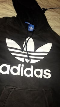 black and white adidas pullover hoodie Fresno, 93726