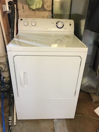 GE Washer & Dryer Combo