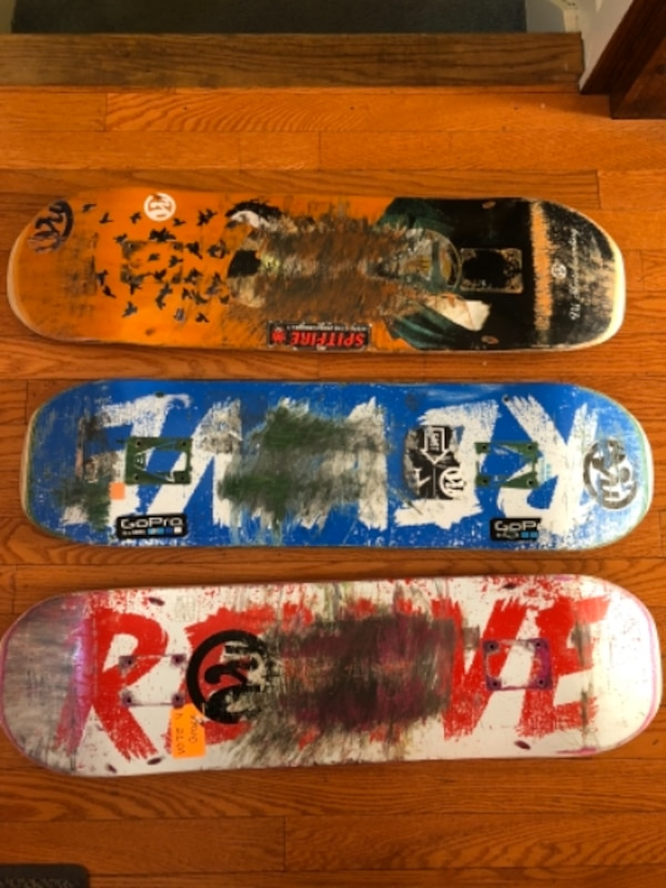 used skteboards and wheels a3551756-52b1-4e1c-bee5-838b690b156a