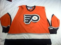 RARE Philadelphia Flyers alternate jersey
