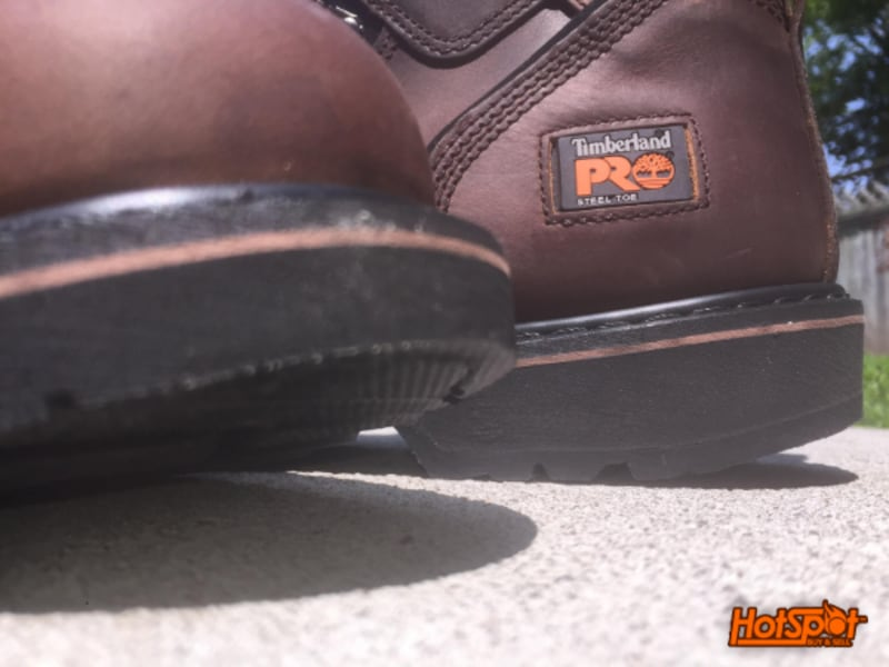 Timberland Pro Steal Toe Boots 1
