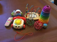 Baby toys and music cds  Palos Hills, 60465