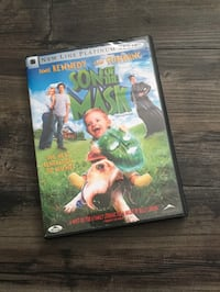 The Wizard of Oz DVD case Airdrie, T4B 1K5