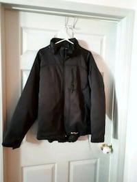 black zip-up jacket Edmonton, T5L 0S3