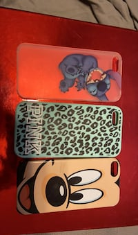 iPhone 5 Disney cases
