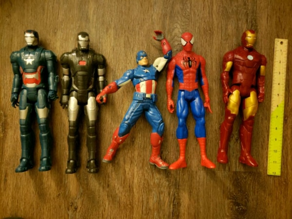 Marvel Super Heros Lot