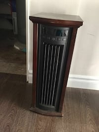 Portable tower heater
