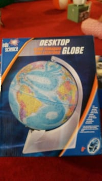 DESKTOP GLOBE North Bethesda, 20852