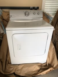 Maytag washer & dryer combo null