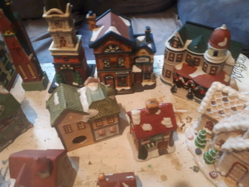 Handcrafted Christmas ornaments 3
