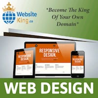 Professional WebSite Design | ♥️AFFORDABLE♥️ | ⭐ Mississauga