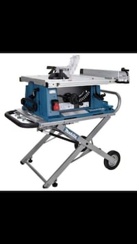 Makita table saw 10 inches blade brand new  Belleville, 07109