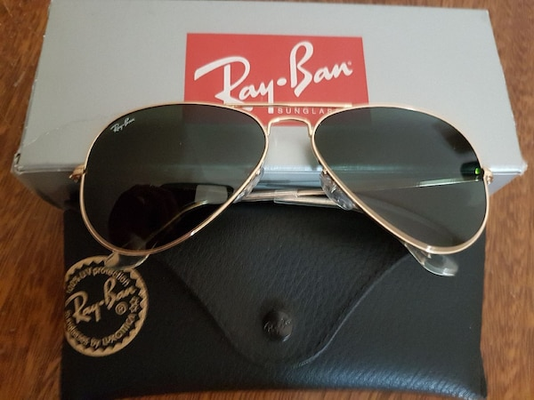 0caca5f5a8 best Lentes Ray Ban Aviator Usados image collection