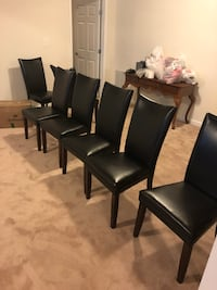 7 Chairs - Black Bowie, 20720