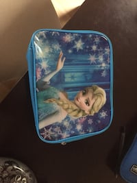 Frozen lunch pail