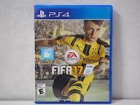 PS4 Fifa 17 game case Round Rock, 78665