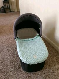 Baby Jogger Deluxe Pram in Teal Franklin Township, 08823