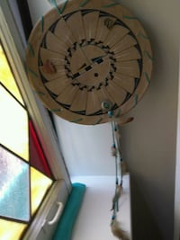 Native American HandMadeOriginal Lrg Dream Catcher