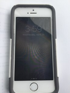 IPHONE 5S 32G WITH BELL