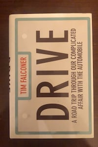 Drive - book written by Tim Falconer