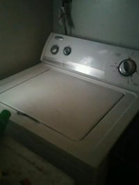white top-load clothes washer Fayetteville