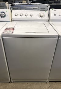 ❥Whirlpool top load washer. Used. White. - Seaford